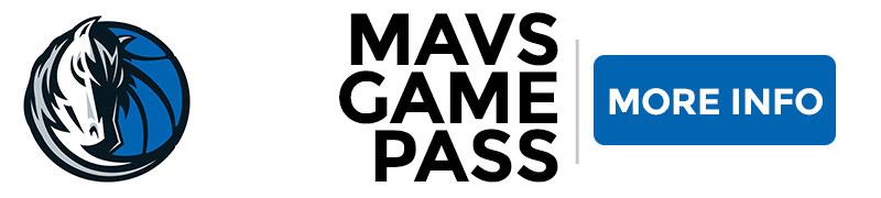 Dallas Mavericks: Mavs Game Pass