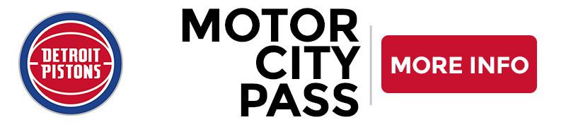 Detroit Pistons: Motor City Pass