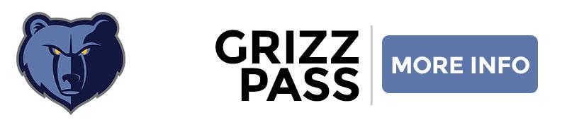 Memphis Grizzlies: Grizz Pass