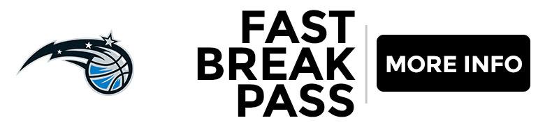 Orlando Magic: Fast Break Pass