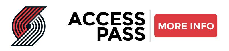 Portland Trail Blazers: Access Pass