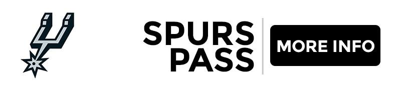 San Antonio Spurs: SPURSCRIPTION Pass