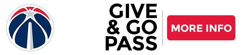 Washington Wizards: Give & Go Pass