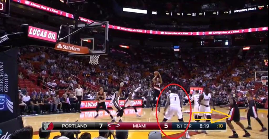 Bosh Rebound 1