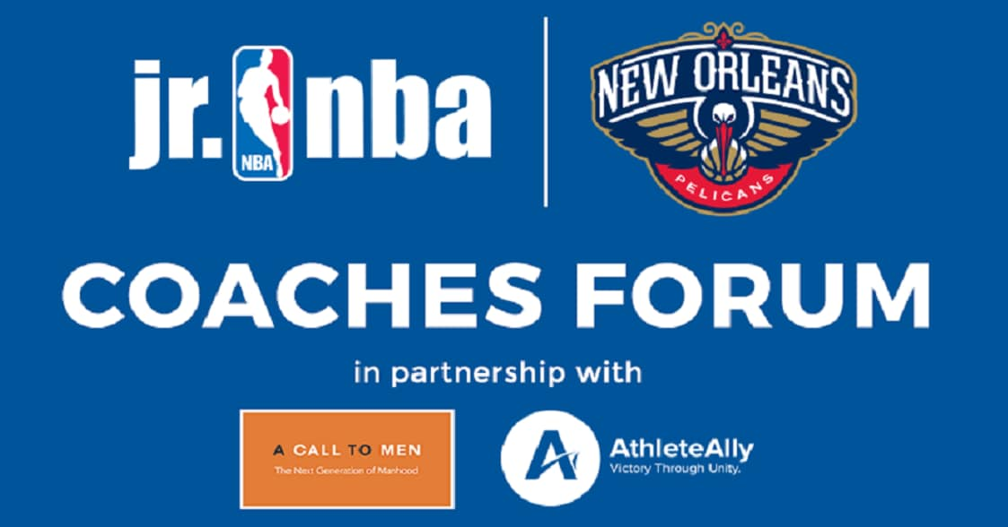 Jr. NBA Coaches Forum