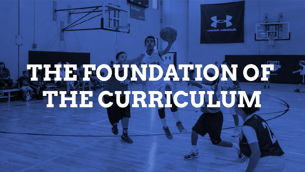 The ABCD's of the Jr. NBA