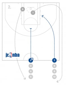 jrnba_rookie_pp11_dribblejumpstopandpassdrill_diagram2of2