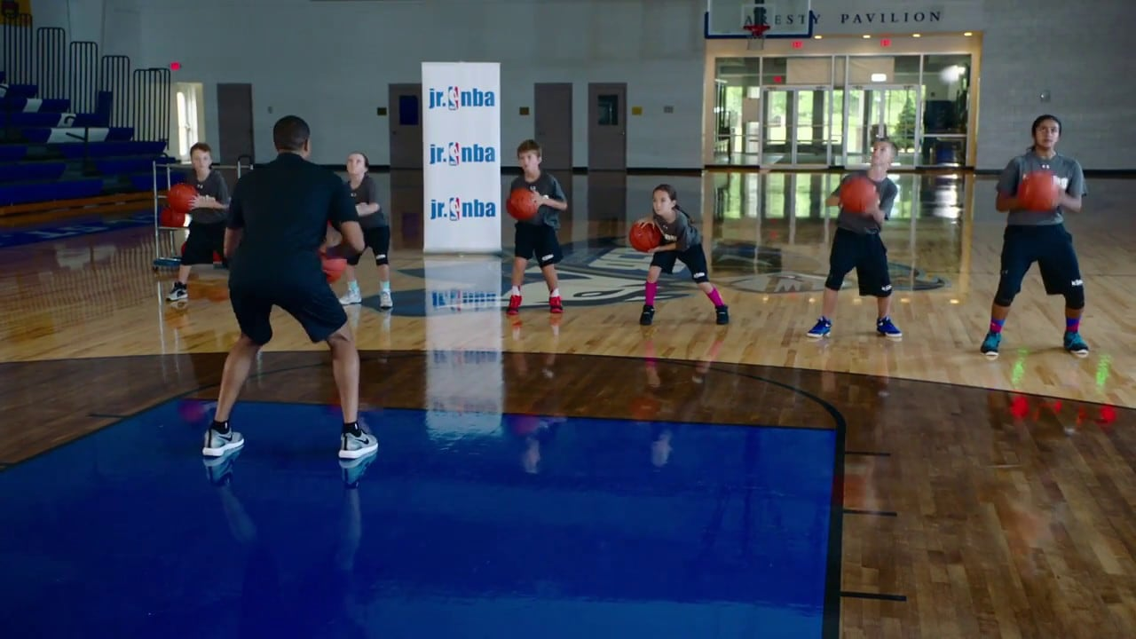 The Shot Fake Breakdown Drill