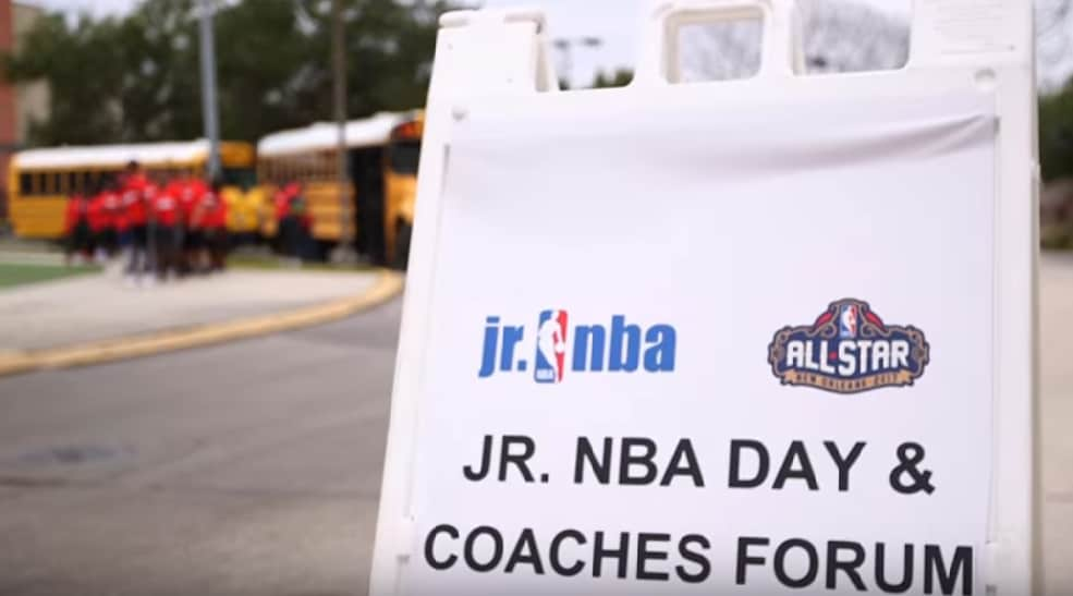 All-Star Jr. NBA Day