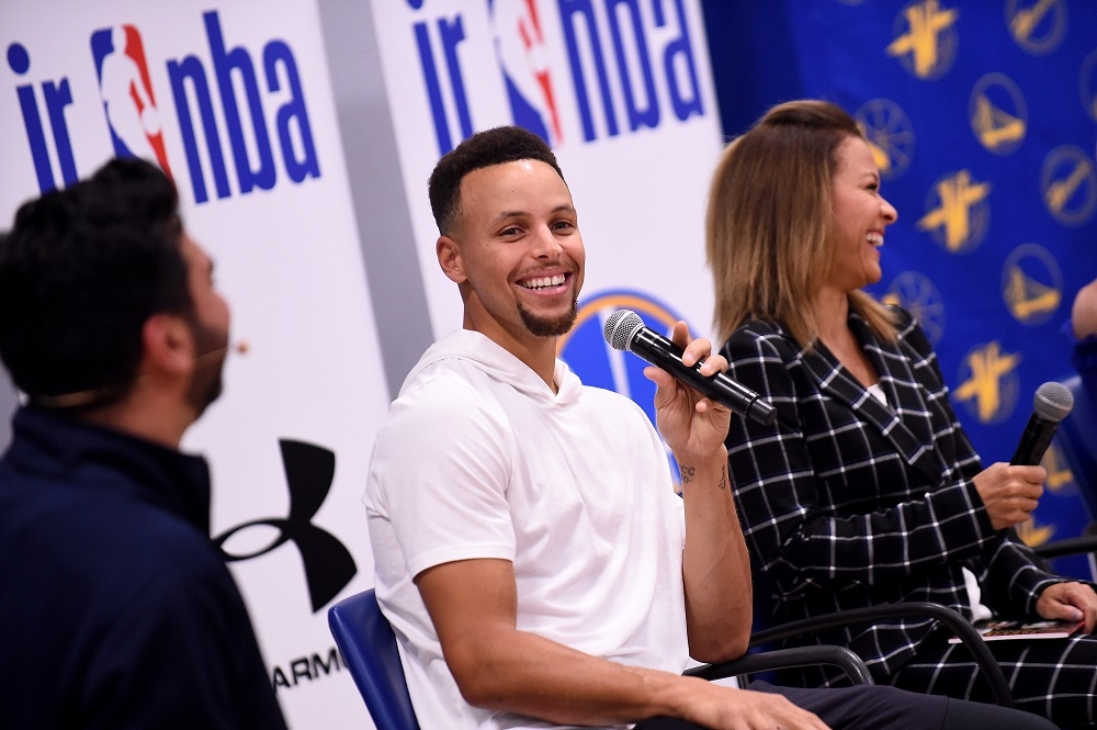 Warriors Team Up for Jr. NBA Parent Forum