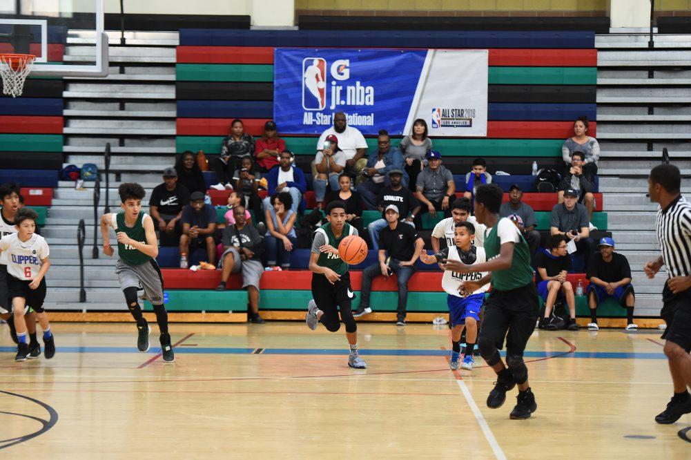 The Gatorade Jr. NBA All-Star Invitational Rocked Los Angeles