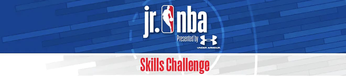 Jr. NBA Skills Challenge presented by Under Amour