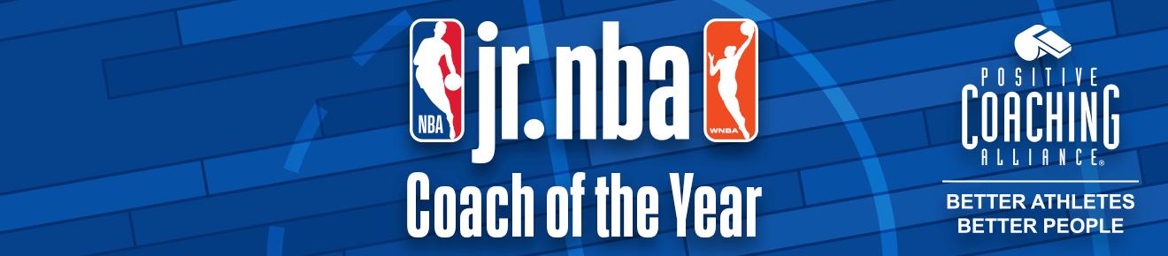 Jr. NBA Coach of the Year