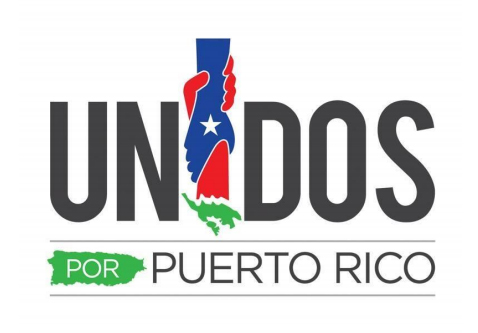 United for Puerto Rico Logo