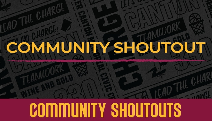 Community Shoutout