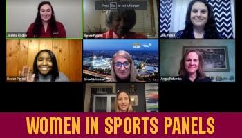 Women in Sports Panels