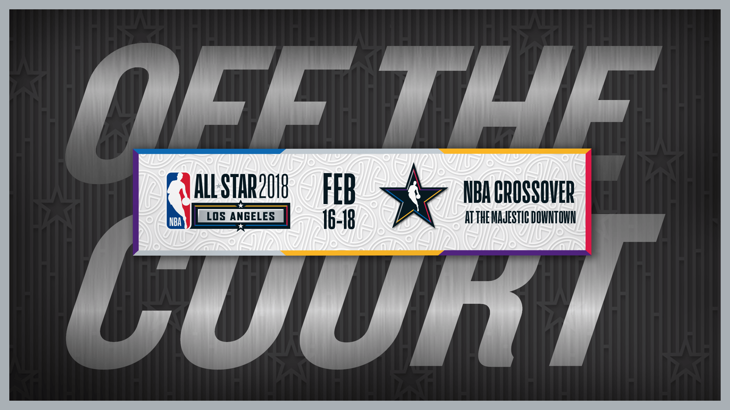 NBA Crossover at The Majestic - Free to Attend