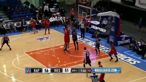 Sim Bhullar 2015-16 Season Highlights w/ Raptors 905