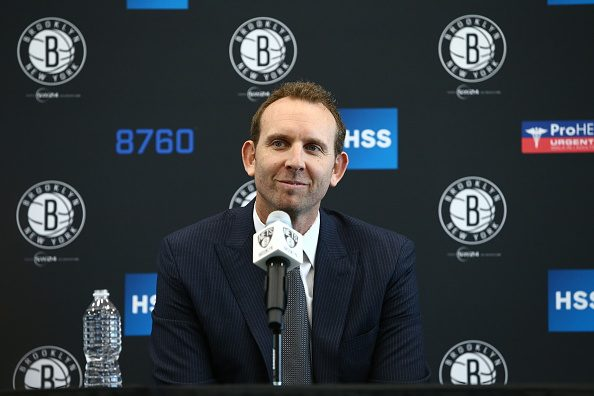 Sean Marks Sees Nets Rebuild As A Collaborative Effort