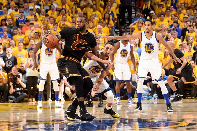 Power Rankings: Warriors, Cavs Poised For Third Straight Finals Meeting