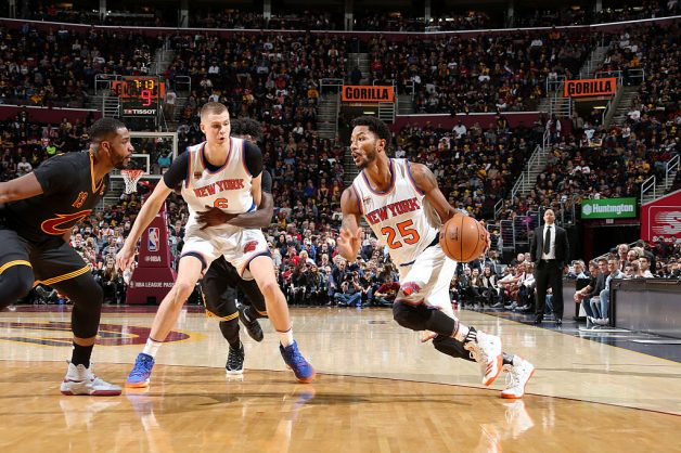 Knicks Enter Season With Reduced Version Of Triangle Offense