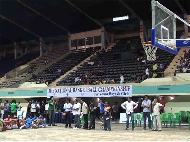 Netaji Indoor Stadium: Kolkata's Basketball Colosseum
