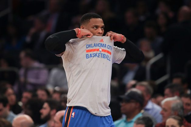 Westbrook Has Free Reign To Dominate Without Durant