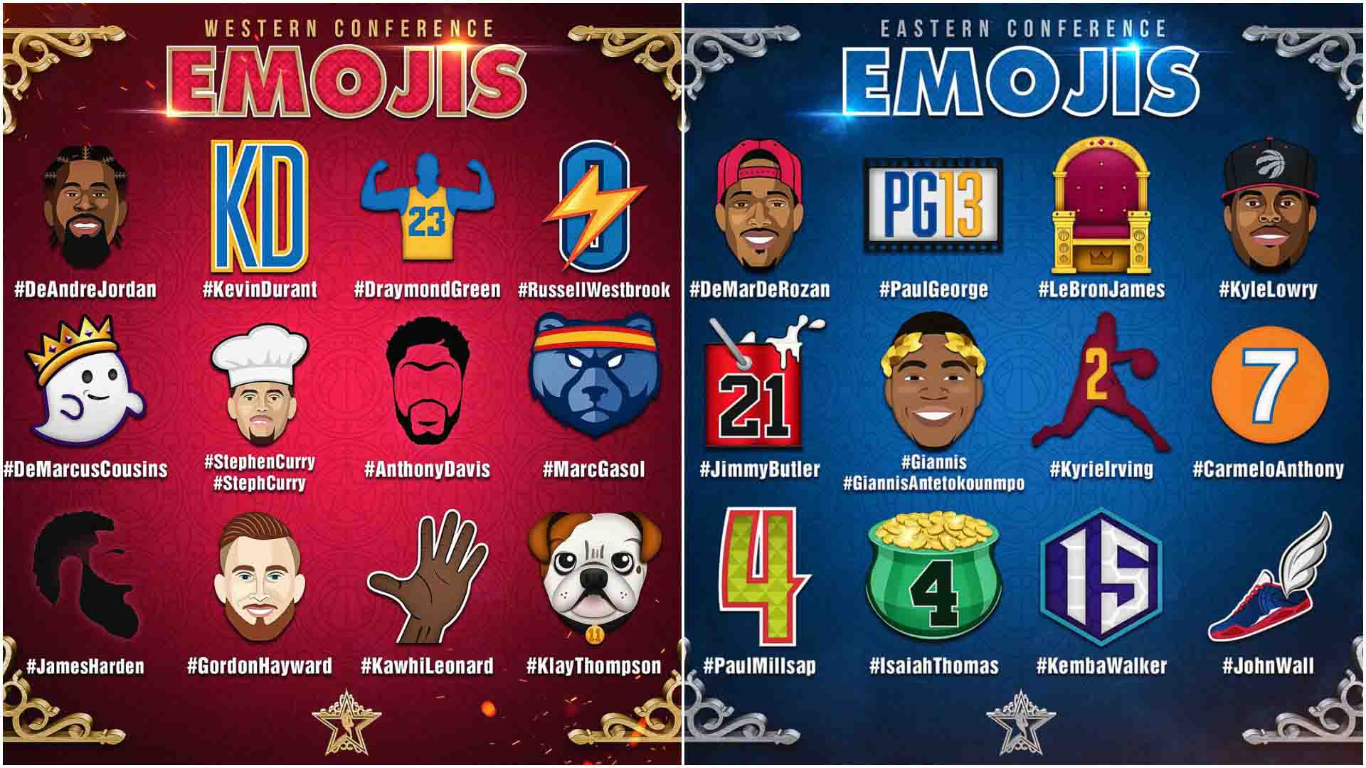 Time To Get Emoji About 2017 NBA All-Star Weekend