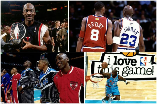 MJ Turns 54: His Airness At All-Star Weekend