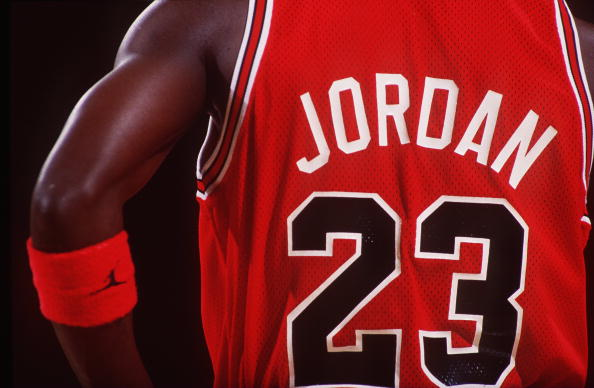 On His B'Day, Five GIF's That Celebrate Michael Jordan