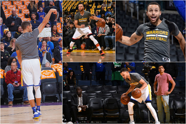 The Art Of The Splash: Breaking Down MVP Steph Curry's Work Ethic