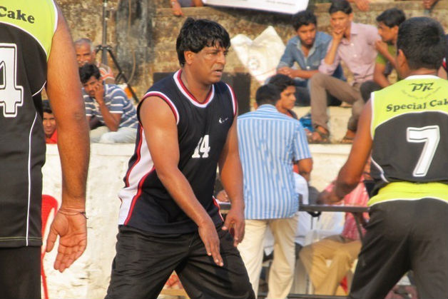 CV Sunny: Indian Basketball's 'Little Master'