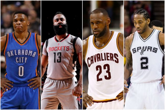 Race To The MVP Ladder: Storylines May Be As Important As Stats