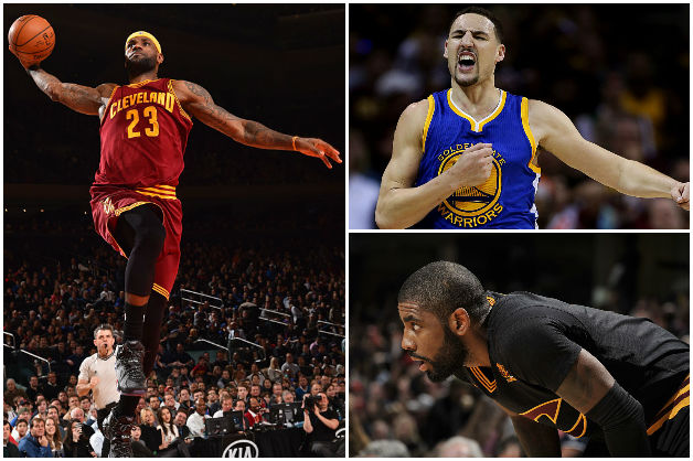 Pass, Move And Shoot: Watch Kyrie Irving, Klay Thompson Lay Out Basketball Essentials