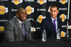 A Blueprint For Magic Johnson's Lakers