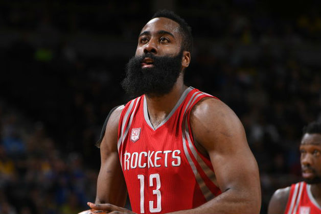 James Harden Makes More History In MVP Battle With Russell Westbrook