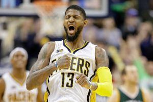 Indiana Pacers Forward Paul George Preparing For Challenge Of Post Season