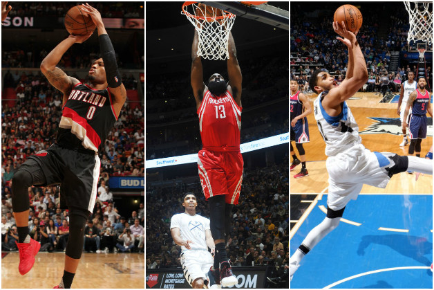 Weekly Notable: Towns Rising, The Return Of Dame Time And Harden Heroics