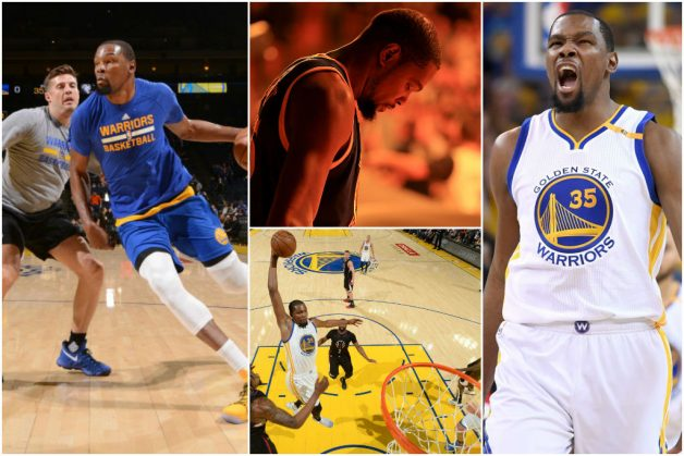 Learning From The Elite: KD's Fitness On Display