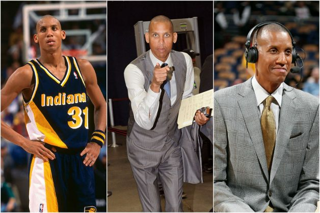 Boom Baby: 51-Year-Old Reggie Miller Stays Fit And How!