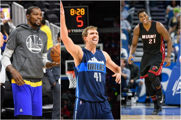 Mashed Madness: Durant, Nowitzki And More NBA Players Receive Personalized Potatoes In Mail