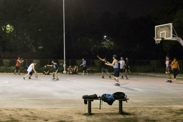 Siri Fort Sports Complex: Delhi's Ultimate Basketball Destination