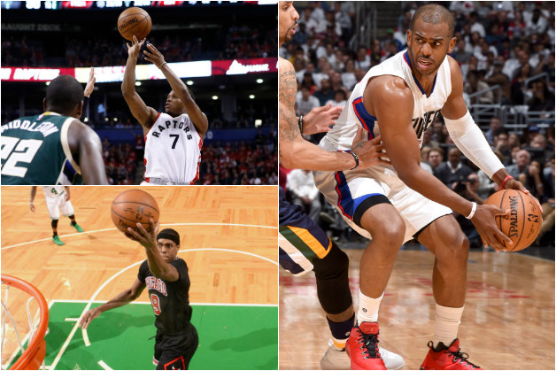 Whirlwind Wednesday: Kyle Lowry's Clutch Jumper, Butler-Rondo Tandem And CP3's Shot-Blocking Surprise