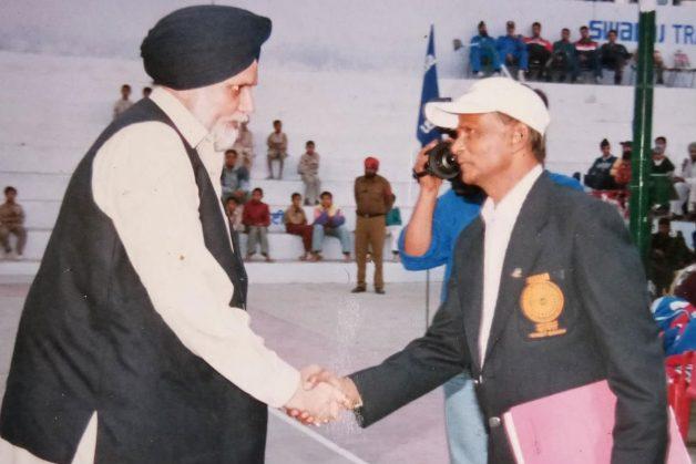 Dr. Sankaran Subramanian: India's Pre-Eminent Basketball Guru's Flame Burns Eternal