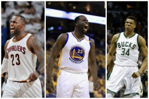 Stars Shining Brighter: James, Green And Antetokounmpo Have All Stepped Up In The Postseason
