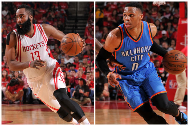 West RD 1: Rockets Weather 51-Point Westbrook TD, Take 2-0 Series Lead