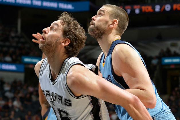 Brothers In Arms: Pau And Marc Gasol Go Head-To-Head