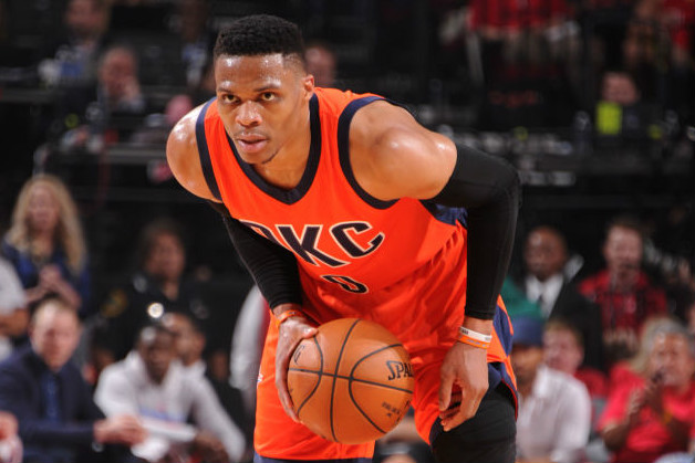 Shootaround (Apr. 19): Russell Westbrook Not Worrying About Who Guards Him In Series