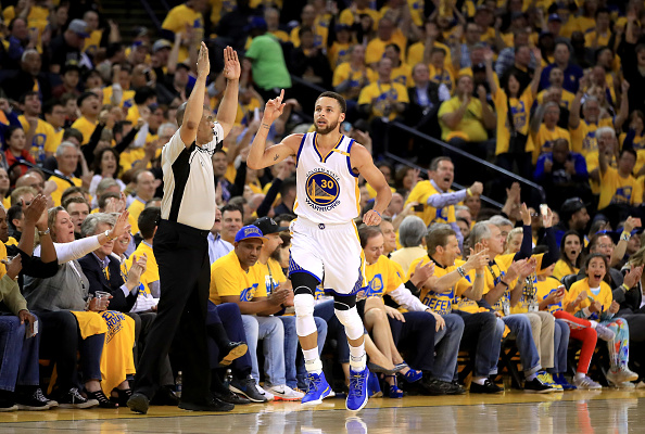 West RD 1: Blazers Have No Answer For Warriors' Firepower In Game 2 Rout