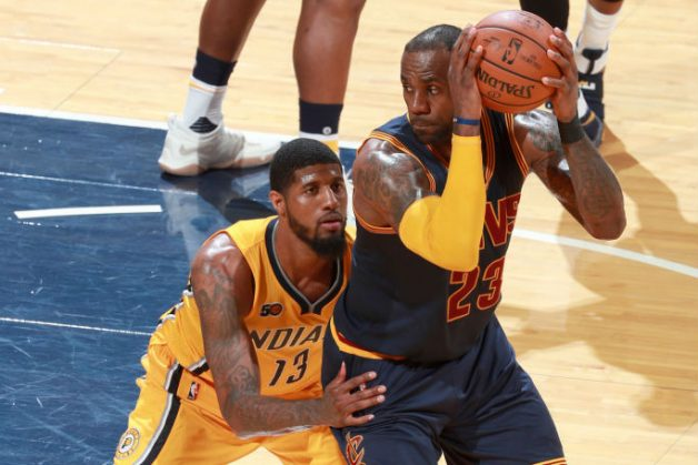 East RD 1: LeBron Outduels George In Cavs' Huge 26-Point Game 3 Comeback  Win